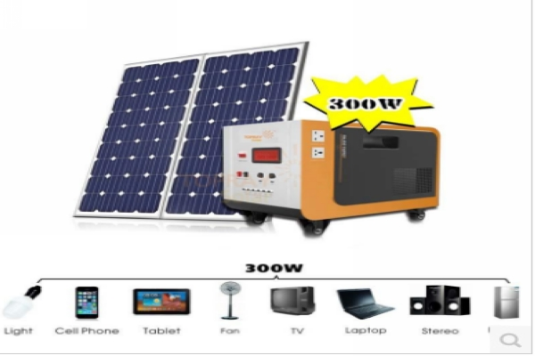 Solar Power Kit 300W