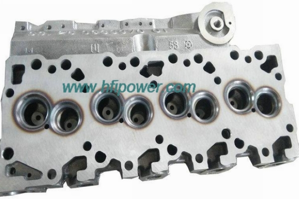 Cummins engine parts 3966448 cylinder head 4BT
